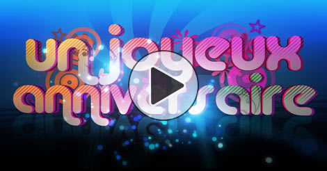 Carte virtuelle anniversaire - Cartes virtuelles animees gratuites ...