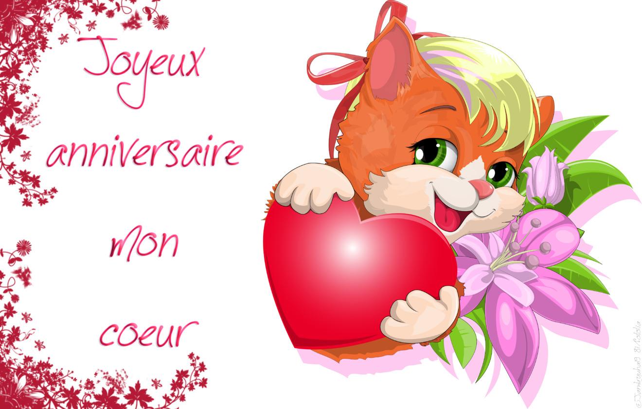 Cartes virtuelles joyeux anniversaire amour joliecarte - Image pour anniversaire gratuite ...