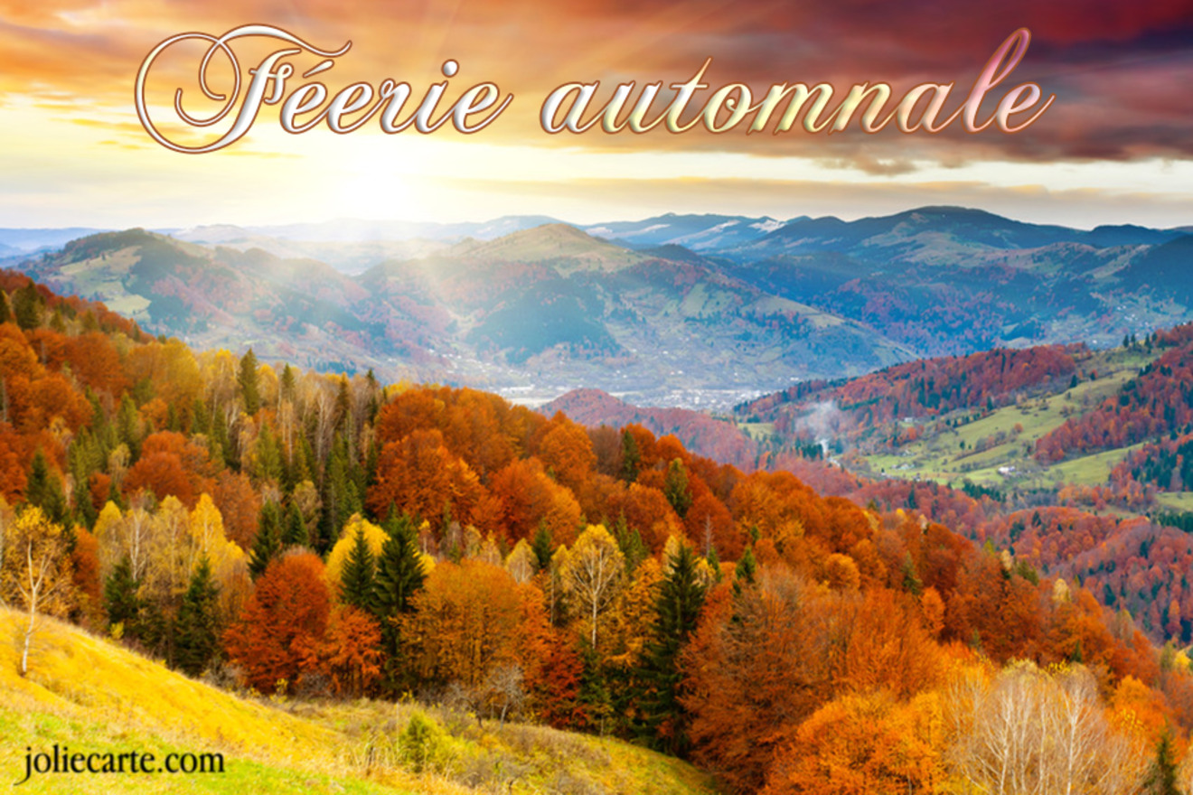 Feerie automnale