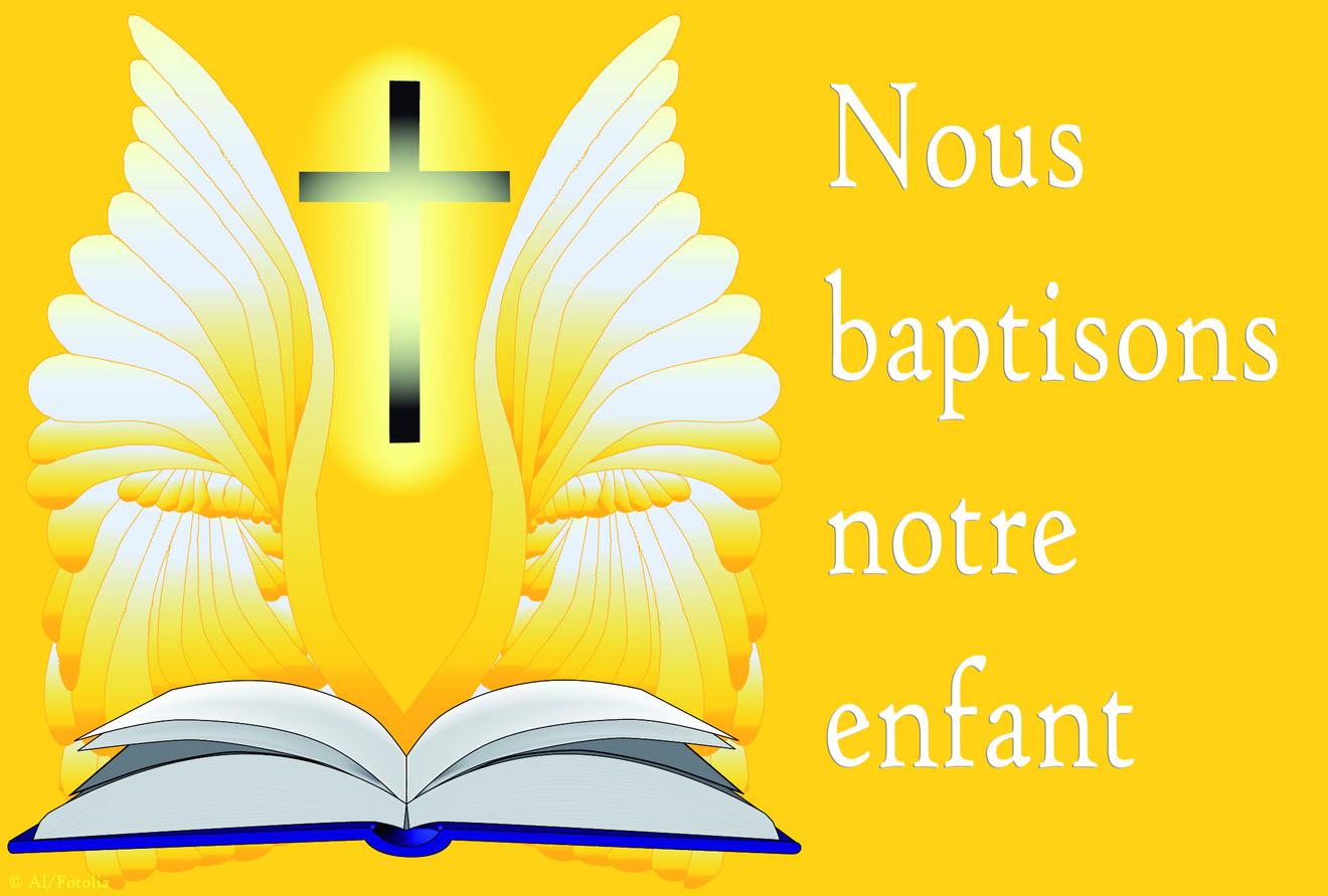 Baptisons notre enfant