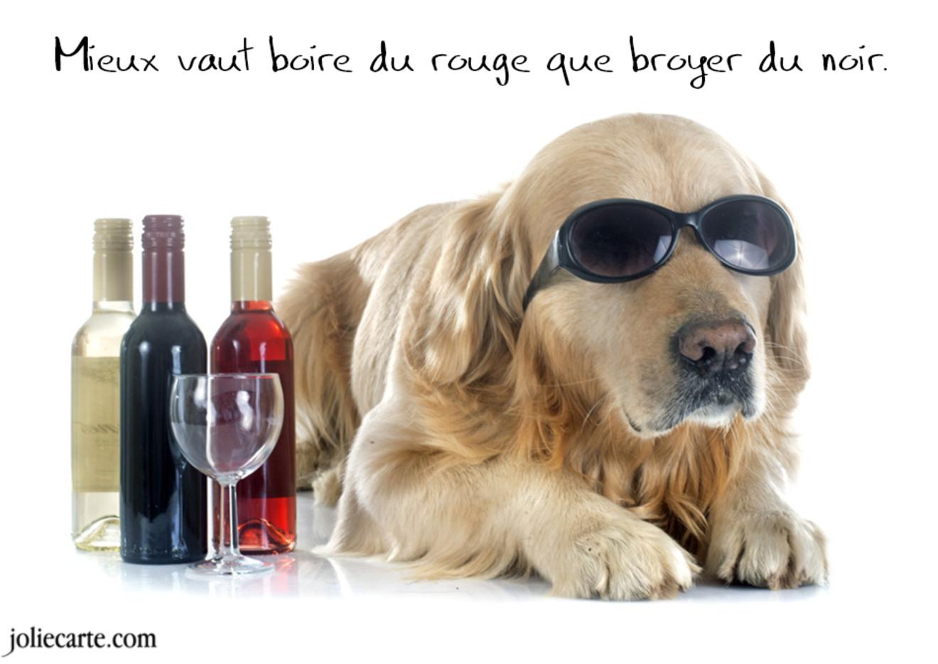 Beaujolais blague