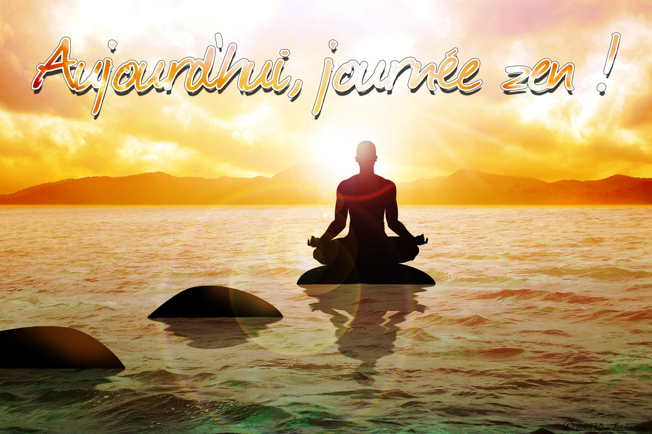 Cartes Virtuelles Journee Zen Joliecarte
