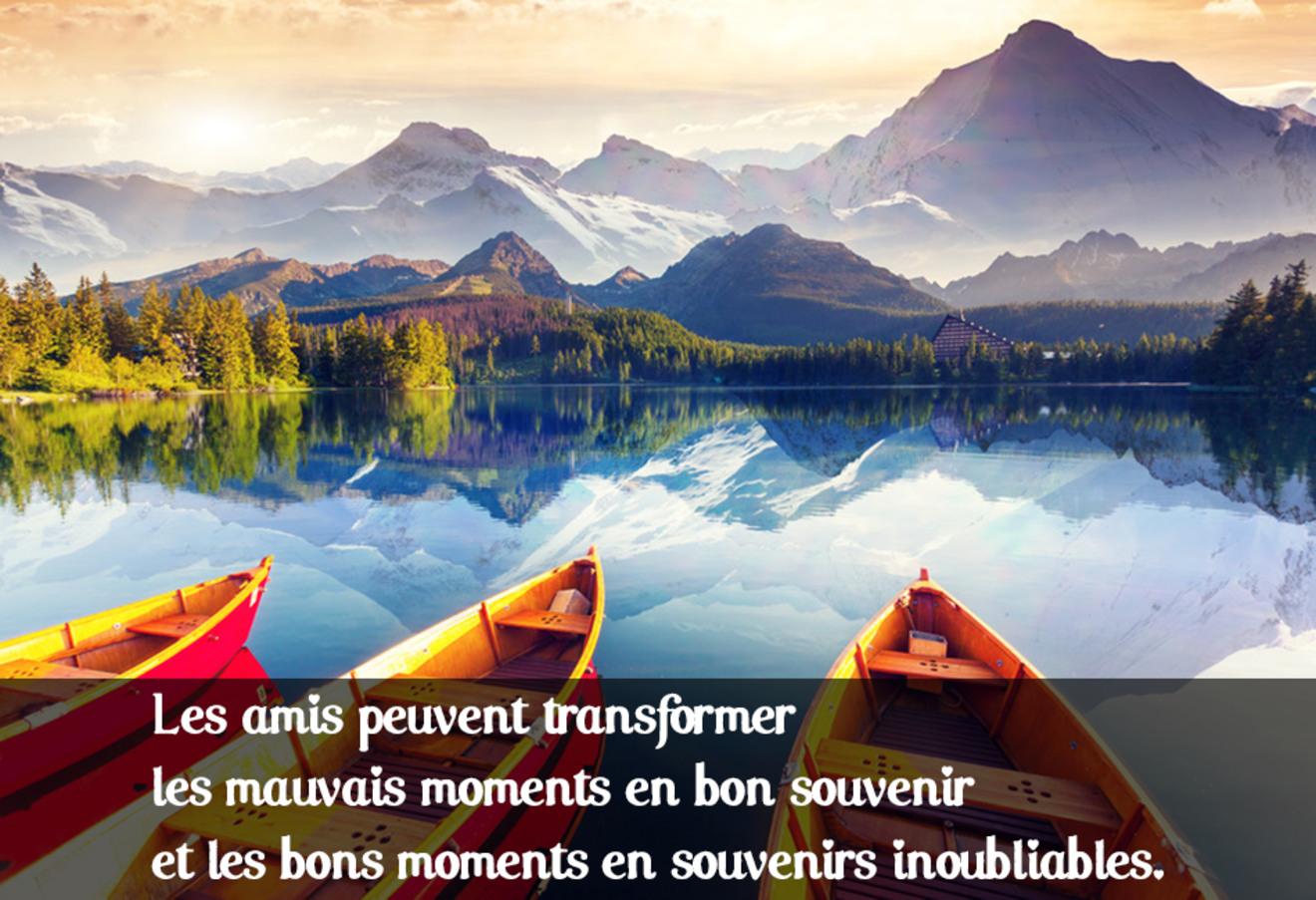 Proverbe amitie
