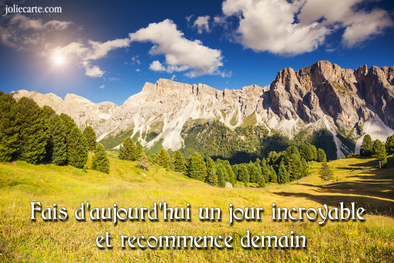 Motivation texte