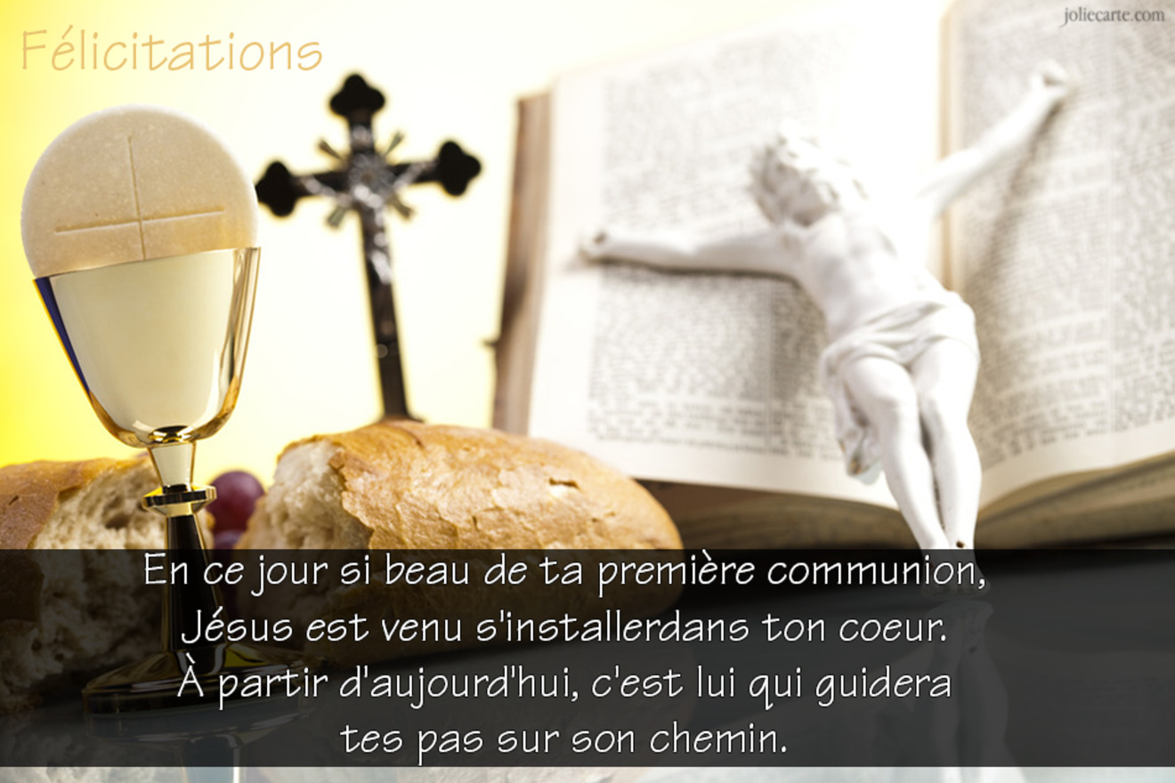 Texte communion