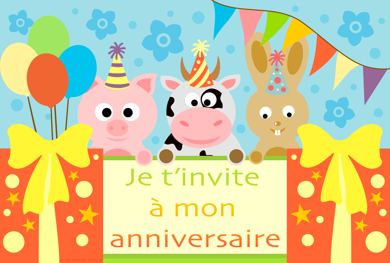 cartes virtuelles invitation anniversaire enfant joliecarte. Black Bedroom Furniture Sets. Home Design Ideas