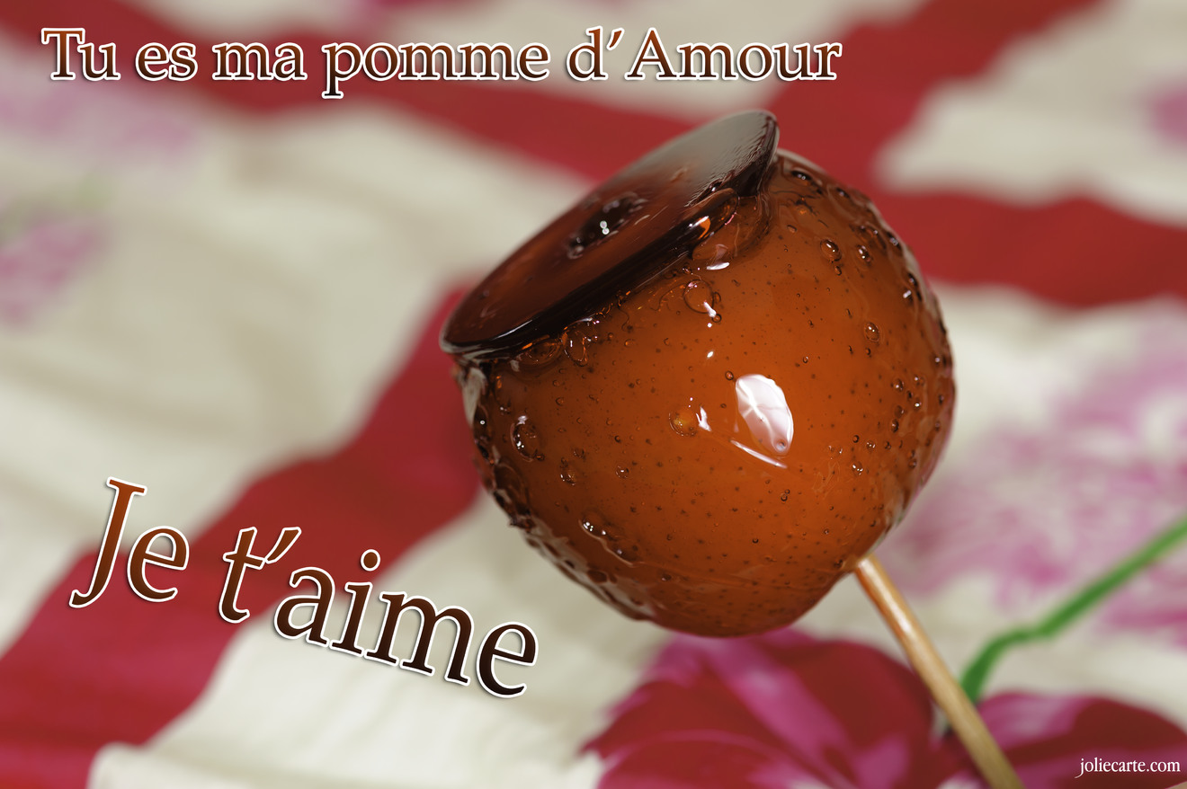 Pomme amour
