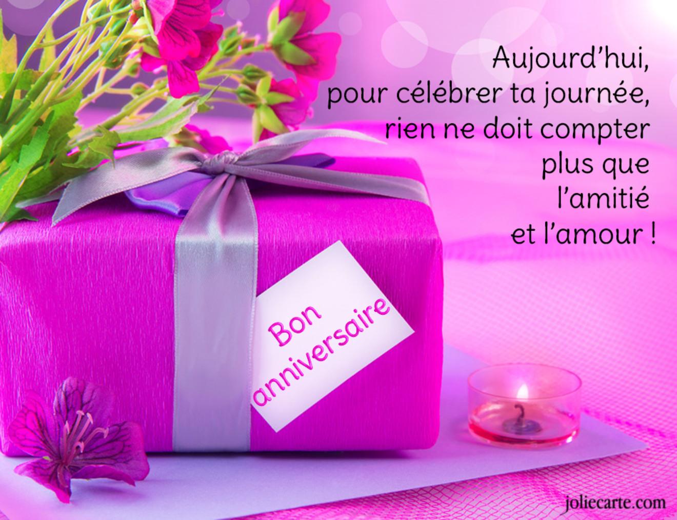 Cartes Virtuelles Anniversaire Femme Joliecarte