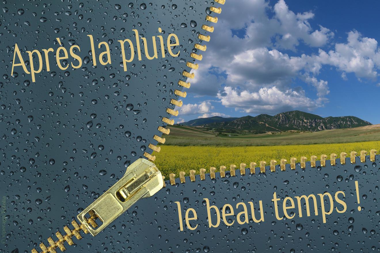 Apres pluie beau temps