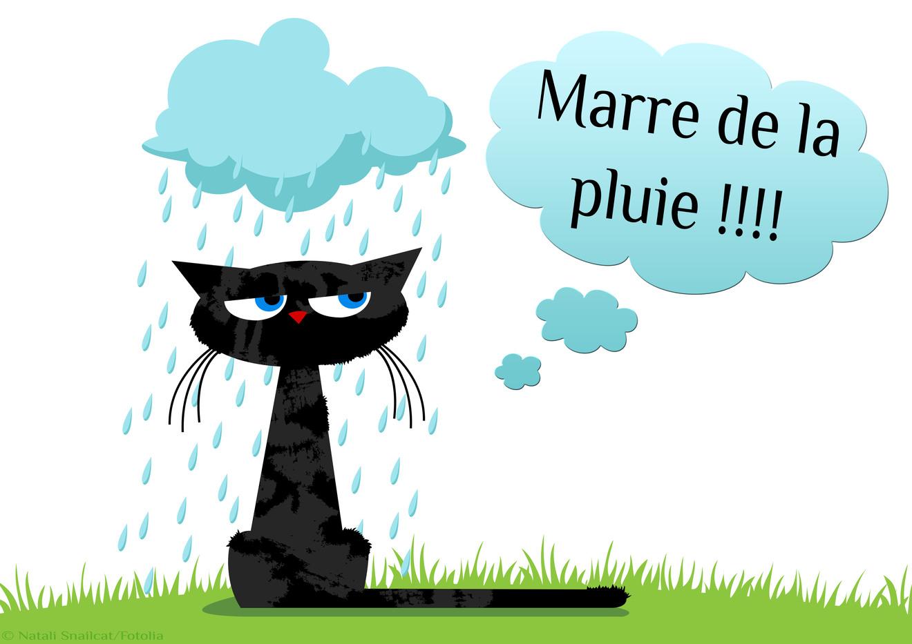 Marre de la pluie !!!