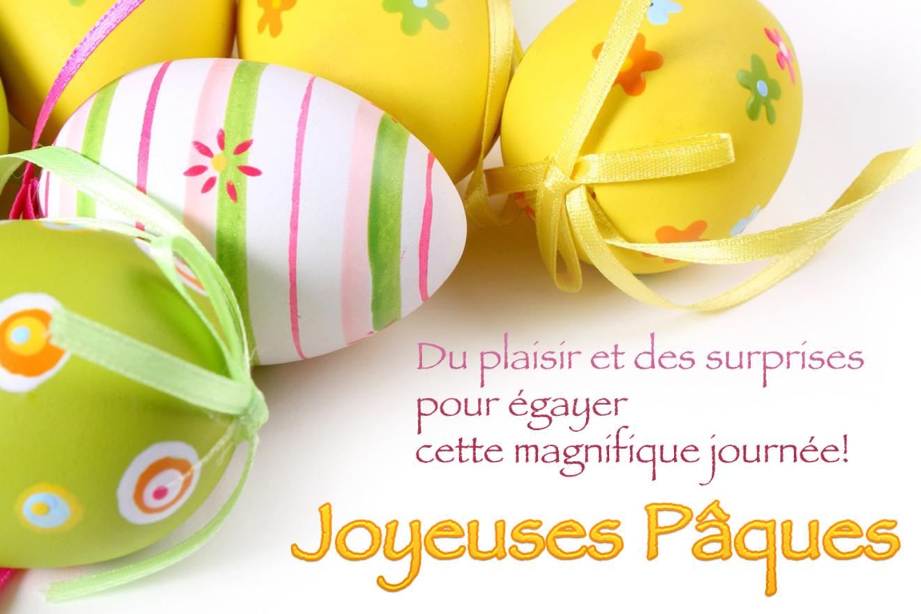 Cartes virtuelles plaisir surprise paques joliecarte - Image pour paques gratuites ...