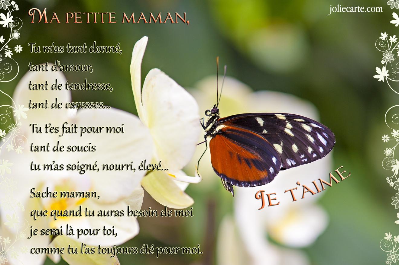 Cartes virtuelles pour maman joliecarte - Carte bon anniversaire maman ...