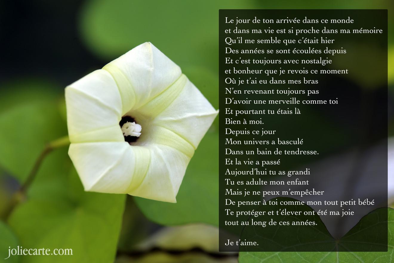 Poeme enfant