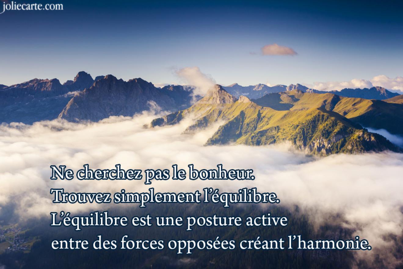 Harmonie bonheur