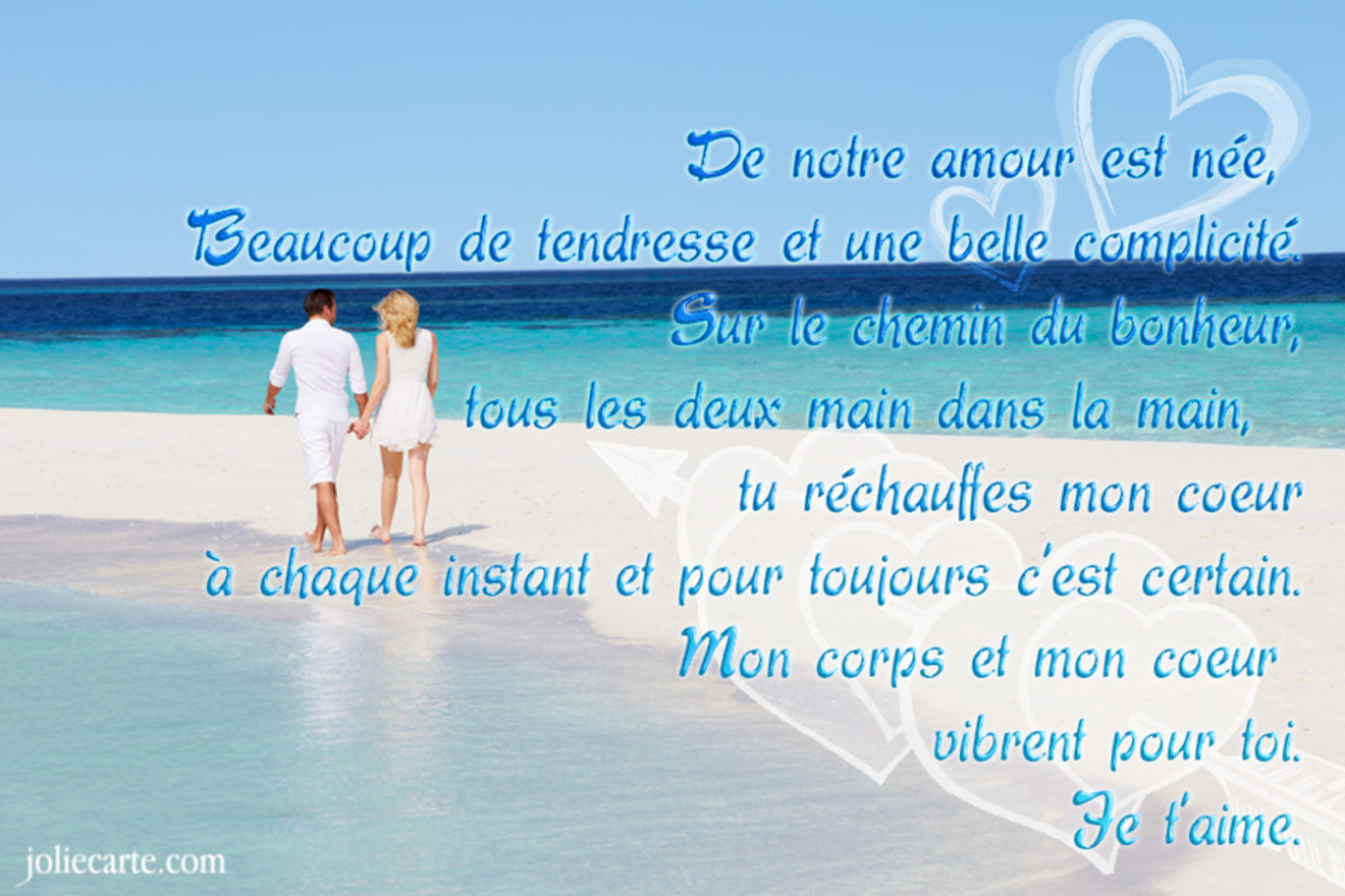 Amour plage