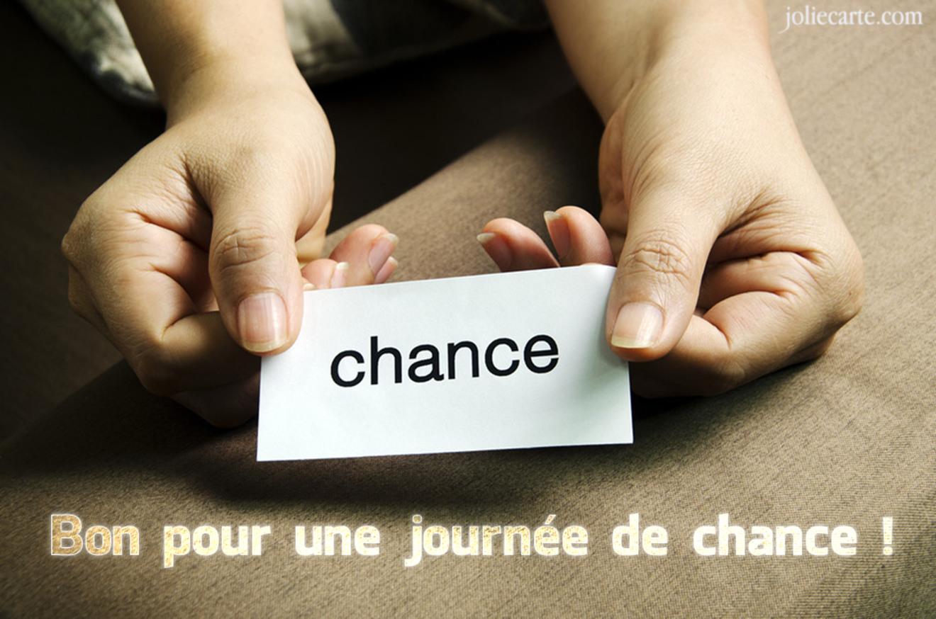Journee de chance